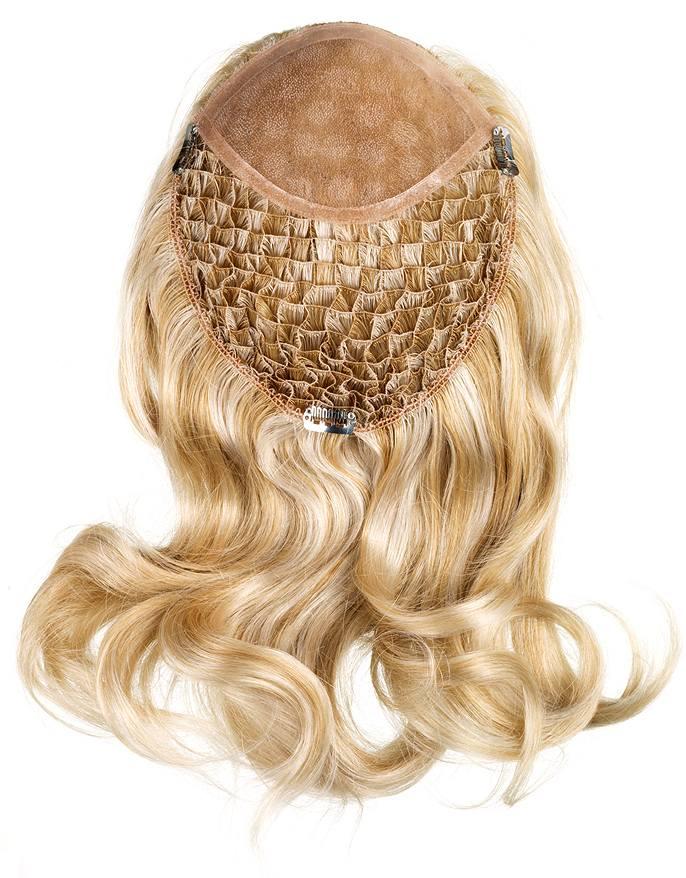 Haarteile Auf Maß Gefertigt In Echthaar Von Haarkonzept Haarkonzept